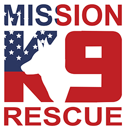 Welcome to Mission K9 Rescue