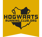 Hogwarts Running Club Logo