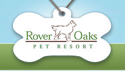 Rover Oaks Pet Resorts Logo