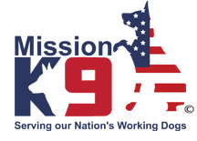 Mission K9 Rescue Logo